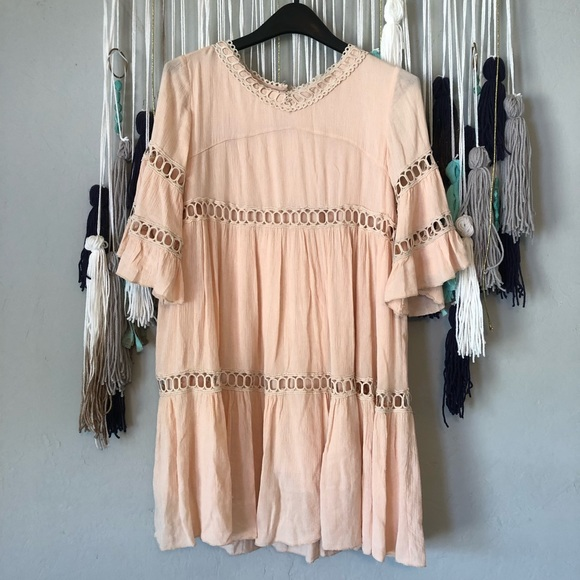 Listicle Dresses & Skirts - Listicle - Boho Style Flowy Summer Dress